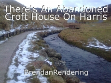 There's An Abandoned Croft House On Harris