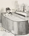 IN THE TUB