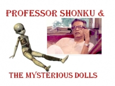 Professor Shonku and the Mysterious Dolls