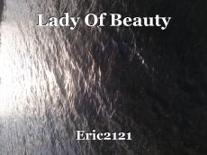 Lady Of Beauty