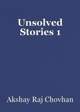 Unsolved Stories 1