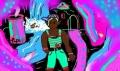 """---> """"BEWARE of GANON'S T.V. ZONE ! """" ----- Secret Underground GRANDPA: 'Frosty Factory' ! --+-- ''ESCAPE from  UNDERGROUND SLUMS #16 !'' --- (Video game: PART 2 - GaNoN !)"""