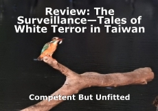 Review: The Surveillance—Tales of White Terror in Taiwan