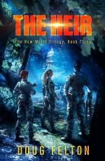 The Heir: The New World Trilogy, Book Three