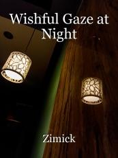 Wishful Gaze at Night