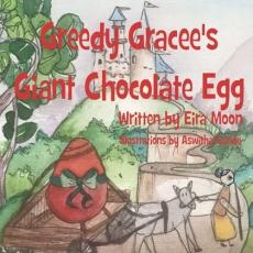 Greedy Gracee's Giant Chocolate Egg