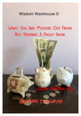 What You Are Missing Out From Not Keeping A Piggy Bank