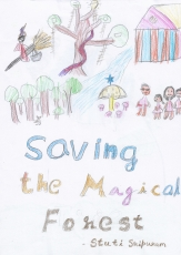 Saving the Magical Forest