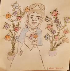 Christain Cinderella: Blossom Story