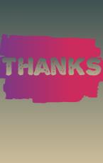 4. Thanks