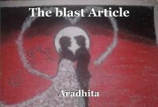The blast Article