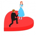 UNPROPOSED RELATIONSHIP
