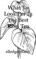 What To Look For In The Best Kava Tea Recipes