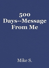 500 Days--Message From Me