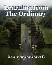 Learning from The Ordinary