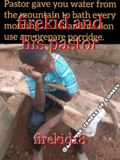 firekid and his pastor