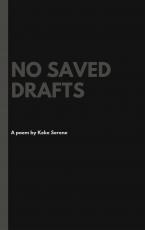 No Saved Drafts