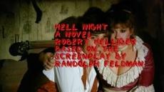 Hell Night A novel