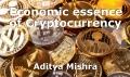 Economic essence of Cryptocurrency