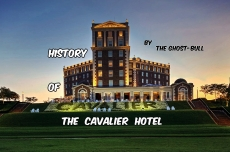 History of The Cavalier Hotel