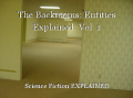 The Backrooms: Entities Explained: Vol. 1