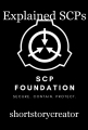 Explained SCP's