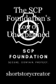 The SCP Foundation's Log of Unexplained Locations