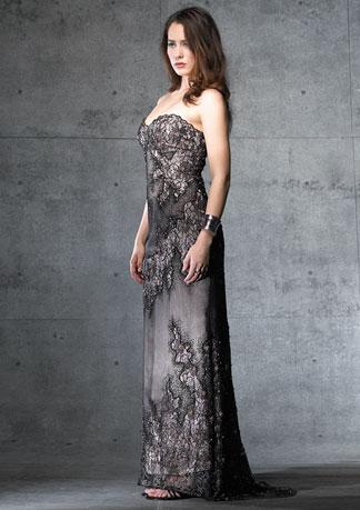 modern victorian dresses - 500×708