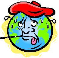 EARTH is SICK.