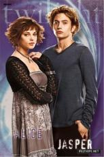 New beginning (When Alice and Jasper met)