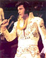 Elvis, in my heart