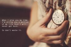 Times Sensitive