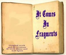 It Comes in Fragments