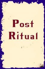 Post Ritual