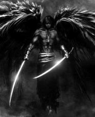 My Poem Angel of Darkness