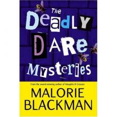 Book of the day: The Deadly Dare Mysteries