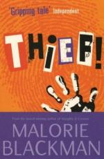 Book of the day: Thief!