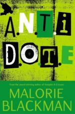 Book of the day: A.N.T.I.D.O.T.E. By Mallory Blackman