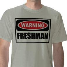 Freshmen!