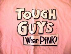 Tough Guys Wear Pink (on hiatus)