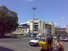 Angappa Naicken Street a Gateway to Getaway
