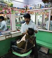 A Barber with Healing Fingers
