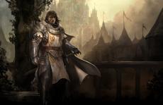 A Strange Knight