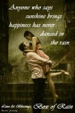 Dance Between Every Raindrop.