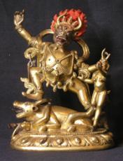 Dharma on Three Legs
