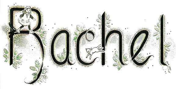 rachel ferrett on booksie