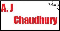 A J Chaudhury