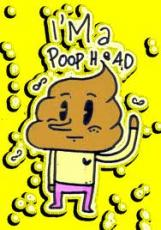 poophead