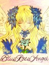 BlueRoseAngel