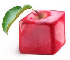 A Square Apple